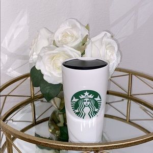 Starbucks Original Ceramic Travel Mug 💚